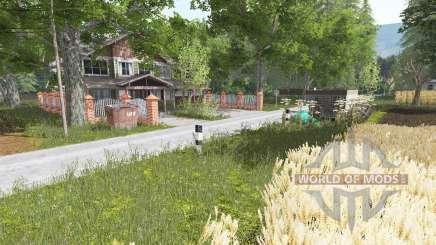 Poland village for Farming Simulator 2017