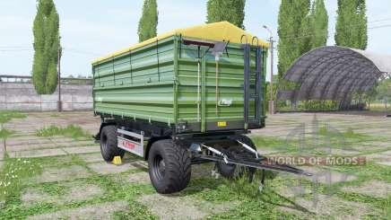 Fliegl DK 180-88 Maxum v1.1 for Farming Simulator 2017