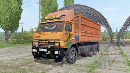 KamAZ 5320 edit Shooter_059 v1.2.1 for Farming Simulator 2017