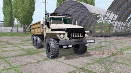 Ural 5557 v2.0 for Farming Simulator 2017