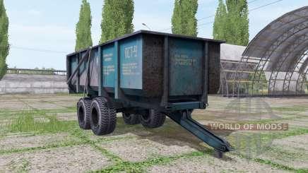 PST 9 v1.1 for Farming Simulator 2017