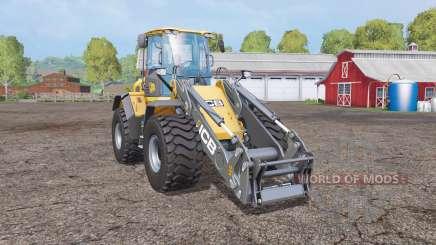 JCB 435S edit Pfrangi72 for Farming Simulator 2015