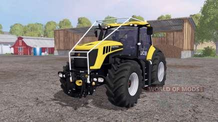 JCB Fastrac 8310 forest for Farming Simulator 2015