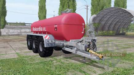 Rekordia Tridem MXXL PW v1.1.0.3 for Farming Simulator 2017