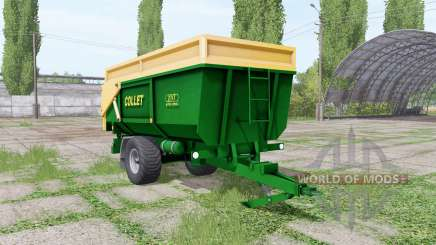 ZDT NS 8 Collet for Farming Simulator 2017