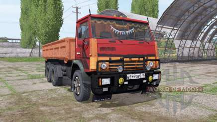 KamAZ 5320 edit Shooter_059 for Farming Simulator 2017