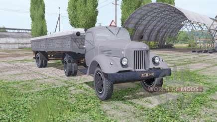 ZIL MMZ 164Н 1958 for Farming Simulator 2017