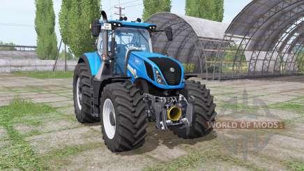 New Holland T7.290 edit Holy for Farming Simulator 2017
