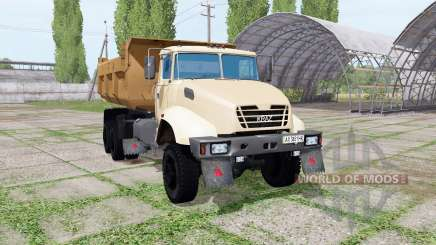 KrAZ C18.1 2011 v1.2 for Farming Simulator 2017