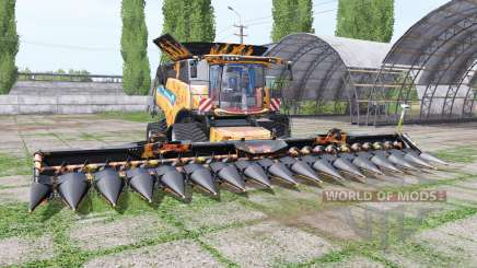 New Holland CR10.90 flame v3.0 for Farming Simulator 2017