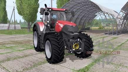 Case IH Optum 300 CVX FC v2.0 for Farming Simulator 2017