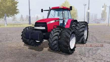Case IH Maxxum 190 twin wheels for Farming Simulator 2013