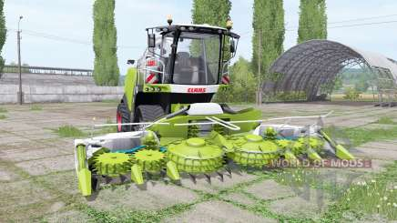 CLAAS Jaguar 960 RowTrac v3.1 for Farming Simulator 2017