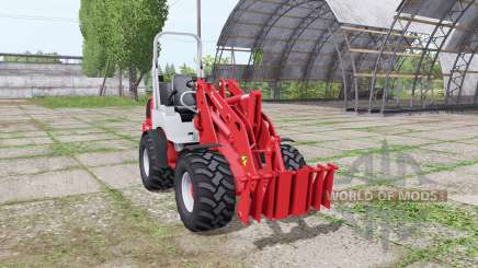 Weidemann 1770 CX 50 v1.1 for Farming Simulator 2017