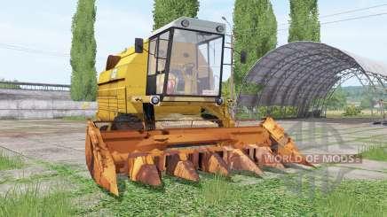 Bizon Gigant Z083 for Farming Simulator 2017