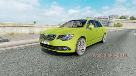 Skoda Superb 2013 for Euro Truck Simulator 2