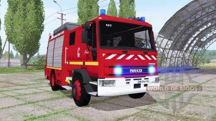 Iveco EuroCargo 1991 Pompier for Farming Simulator 2017