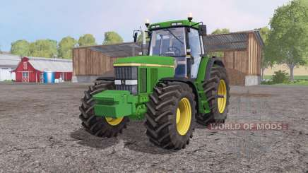 John Deere 7810 weight for Farming Simulator 2015