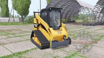 Caterpillar 289D for Farming Simulator 2017