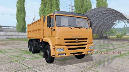 KAMAZ 45143-6012-23 v1.0.0.1 for Farming Simulator 2017