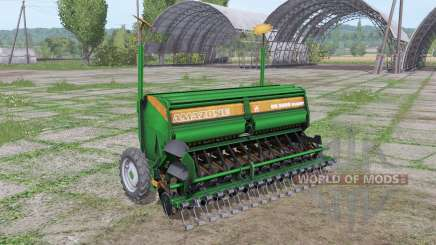 AMAZONE D9 3000 Super green for Farming Simulator 2017