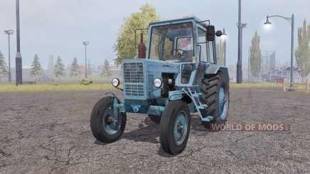 MTZ-80, Belarus 4x4 for Farming Simulator 2013
