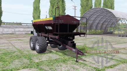 RU 7000 v1.4 for Farming Simulator 2017