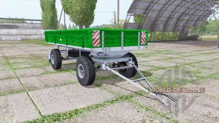 BSS P 73 SH v0.2 for Farming Simulator 2017