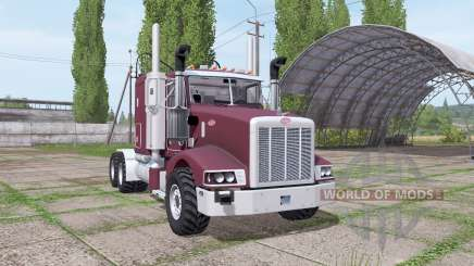 Peterbilt 377 off-road v2.0 for Farming Simulator 2017