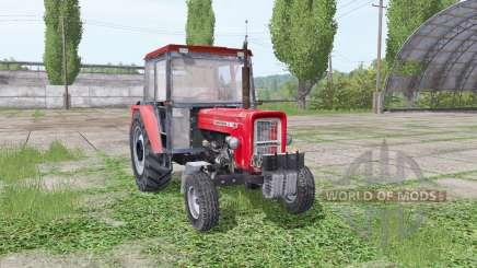URSUS C-360 v1.1 edit DJtomasz for Farming Simulator 2017