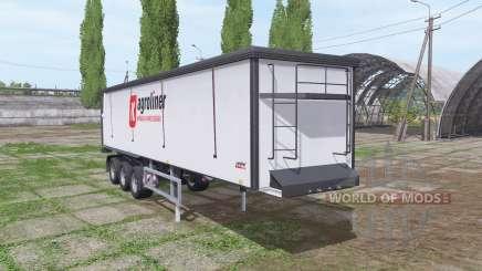 Kroger Agroliner SRB3-35 v1.0.0.3 for Farming Simulator 2017