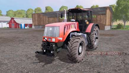 Belarus 3022ДЦ.1 for Farming Simulator 2015