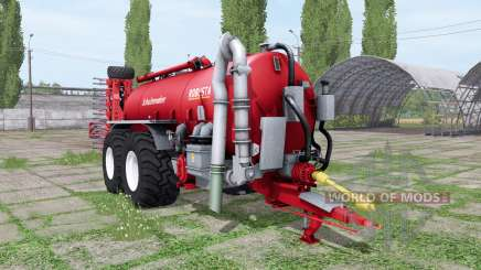 Schuitemaker Robusta 190 for Farming Simulator 2017