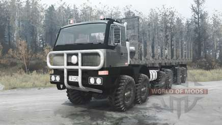 Tatra T815 TerrNo1 12x12 1998 for MudRunner