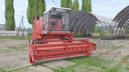 Bizon Z056 Super edit PatRick v1.1 for Farming Simulator 2017