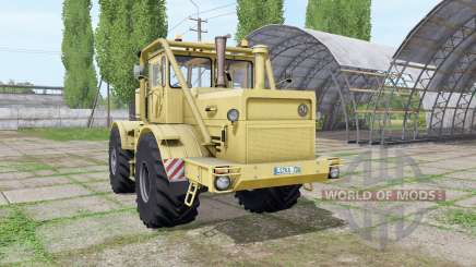 Kirovets K-700A v2.0 for Farming Simulator 2017