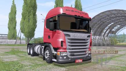 Scania R440 Highline for Farming Simulator 2017