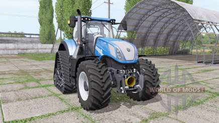 New Holland T7.315 RowTrac for Farming Simulator 2017