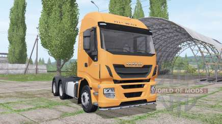 Iveco Stralis Hi-Way 560 2013 for Farming Simulator 2017