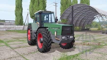 Fendt Favorit 626 LS Turbomatik for Farming Simulator 2017