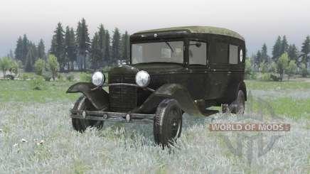 GAS 55 1938 Sanitary v1.4 for Spin Tires