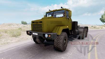 KrAZ 6446 2006 for American Truck Simulator