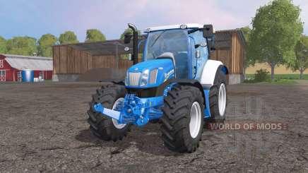 New Holland Т6.160 for Farming Simulator 2015