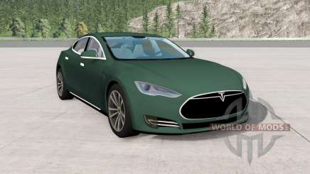 Tesla Model S for BeamNG Drive