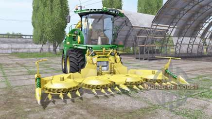 John Deere 8400i v4.0 for Farming Simulator 2017