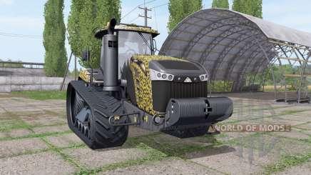 Challenger MT875E camo v2.0 for Farming Simulator 2017