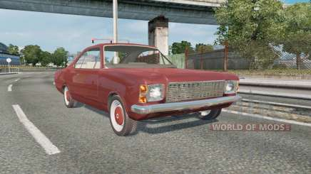Chevrolet Opala 1975 for Euro Truck Simulator 2
