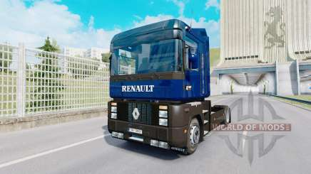 Renault Magnum by Stas556 for Euro Truck Simulator 2