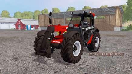 Manitou MLT 629 v3.0 for Farming Simulator 2015