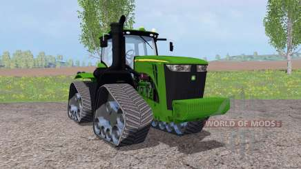 John Deere 9560RX weight for Farming Simulator 2015